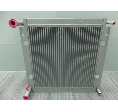 空调板翅换热器