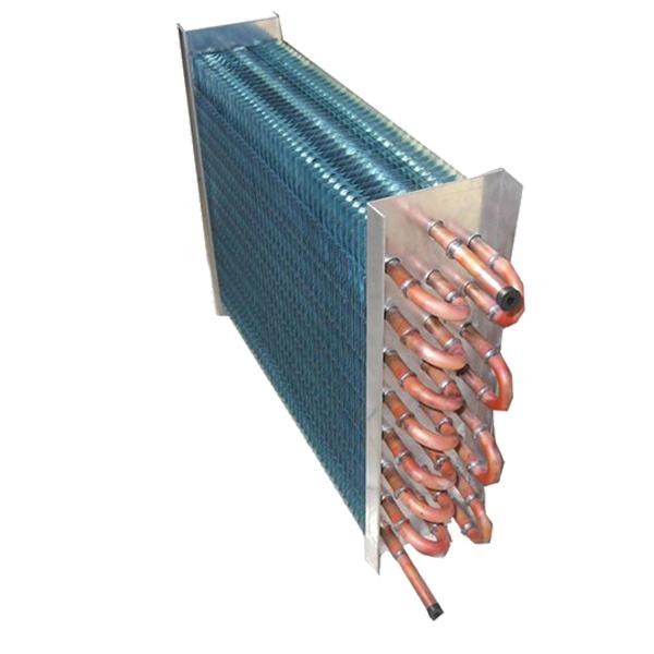 铝翅片散热器