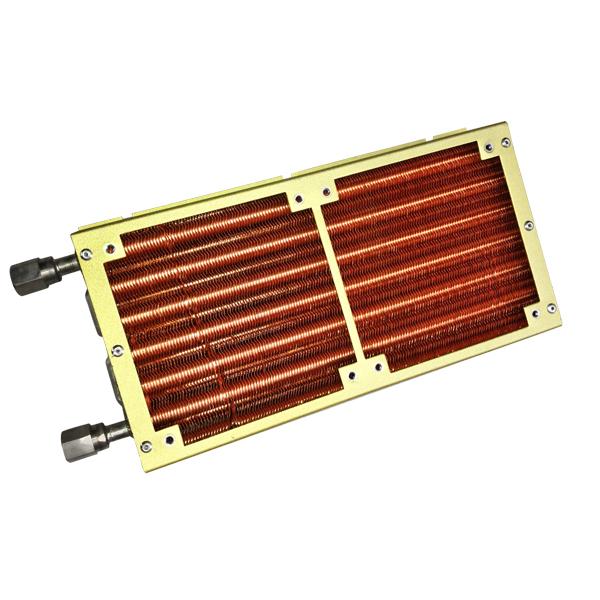 不锈钢管铜翅片换热器