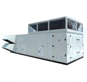 屋顶空调机