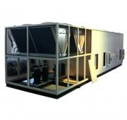 屋顶式空调机