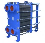 水板式换热器