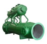 碳素煅烧炉、焚烧炉用双锅筒锅炉