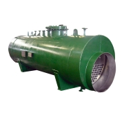 碳素煅烧炉、焚烧炉用单锅筒火管锅炉