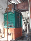 径向热管省煤器