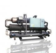 低温水冷螺杆机组(可用于溜冰场)