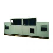 屋顶式空气调节机组
