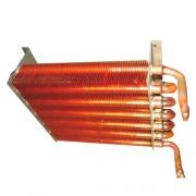 铜管铜翅片蒸发器