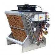 绝热干冷器(湿帘干冷器)